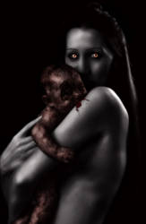 Mother And Child by InspiredInsanity