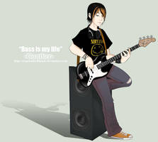 Bass, music and soul by Nade