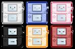 DS emoticon by Nade