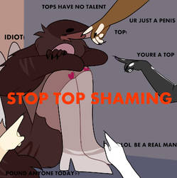 stop top shaming by rouxls
