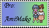 Stamp4-AmiMako by Tibby-san