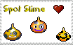 I love Spot Slimes -stamp- by Tibby-san