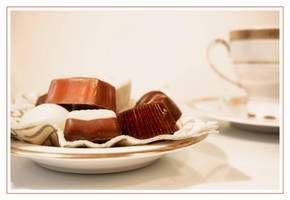 Chocolate and Tea by Skrikisen