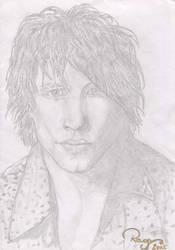 Jon Bon Jovi by RockheadGirl