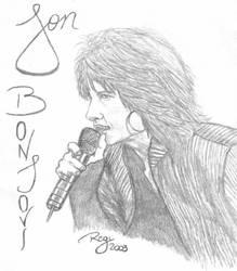 Jon Bon Jovi 3 by RockheadGirl