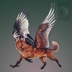 Flying by ElementalSpirits