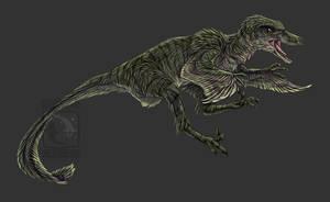 Charlie Raptor by ElementalSpirits
