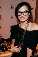 Demi Lovato by DarkCityGirl
