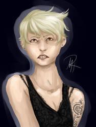 Grumpyness. (COM) by kittimitti