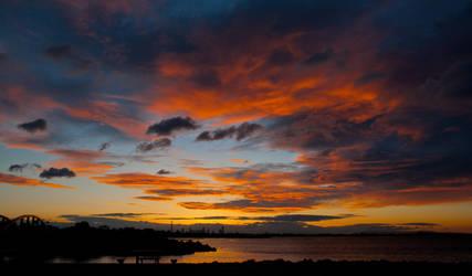 Altona Sunrise 01 by Braunaudio