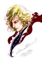 Fast Fan-Art Castlevania:Leon by noei1984