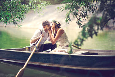 In the Lake by boriszaretsky