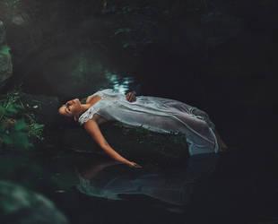 Ophelia by boriszaretsky