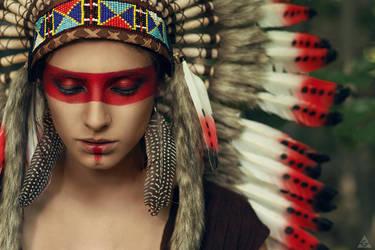 Silent wind by Tikal-SH
