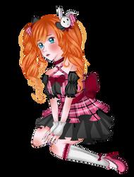 Loli doll by mi-yu-sa-ku