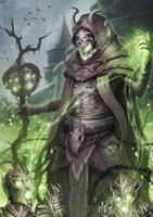 Necromancer by BlueBloodBoy