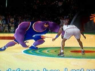 Bupkus vs. Michael Jordan by ChelleNorlund