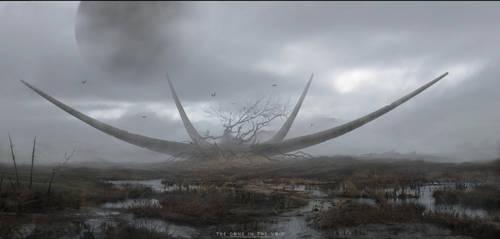 Swamp by Anfedart