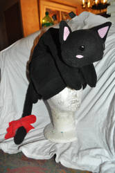 Drooping Kitty Hat by Lexiipantz
