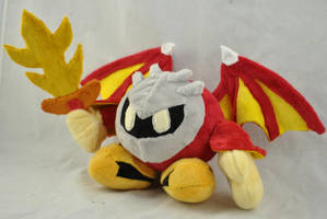 Meta Knight -red- by Lexiipantz