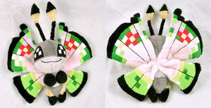 Fancy Pattern Vivillon by Lexiipantz