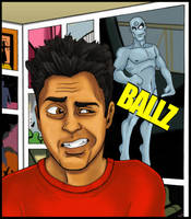 Ballz to RayWilliamJohnson by rmerry