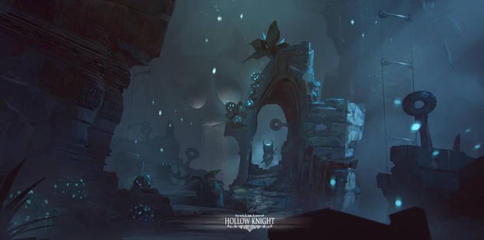 Hollow Knight Fan Art by ned-rogers