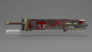 Industrial Sword by Firefly033