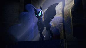 Luna by DragonSFrunki
