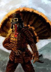 Warrior of Plenty by k4Orta