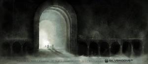 The Halls of Valhalla by Elneskog