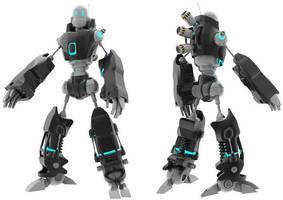 Robot by snipergen