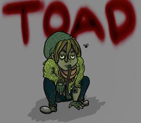 Toad by RaraIvy