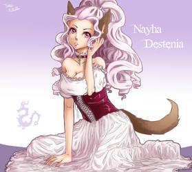Nayha Destenia by Foori-Bestia