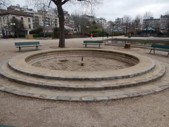 Parisian Park 7 by MangekkoJones