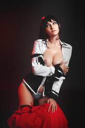 Bible Black cosplay: Imari Kurumi by Kak-Tam-Ee