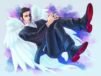 Angel or Devil? by romanpanko