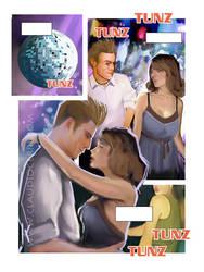 X Comics Page 1 of 8 by claudiocerri