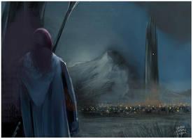 Sorcerer by claudiocerri