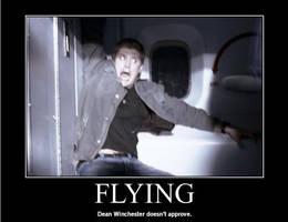 FLYING by CharlieDaye