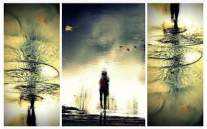 Rain, rain go away... by Daisy-x