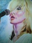 Debbie Harry by SchizophrenicUnicorn