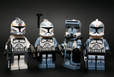 Wolffe's Pack 1 by Xero-Dubber