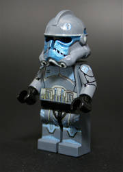 Assassin Recon trooper Lefty 2 by Xero-Dubber