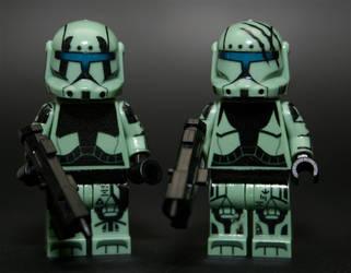 Kashyyyk Republic Commandos 2 by Xero-Dubber