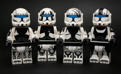 Republic Commando Shadow Squad by Xero-Dubber