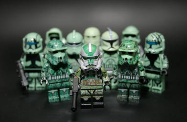 Gree's Green Giants update V1 by Xero-Dubber