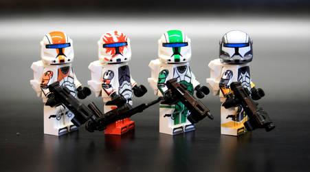 Delta Squad by Xero-Dubber