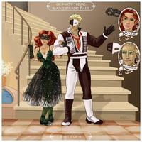 Undercover Lovers by rassafraggin