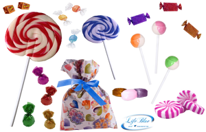 Candies - PNG by lifeblue